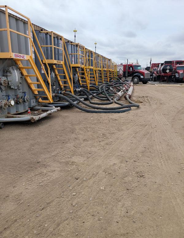 Western Frontier Oilfield Services